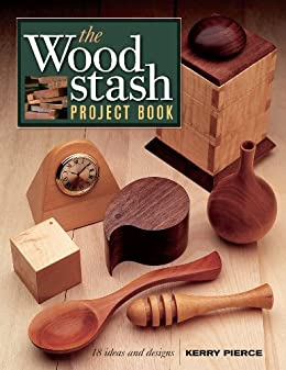 Amazon Com The Wood Stash Project Book Popular Woodworking Ebook