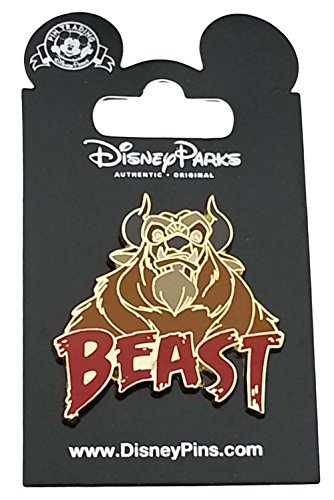 Disney Pin - Beauty and the Beast - Beast