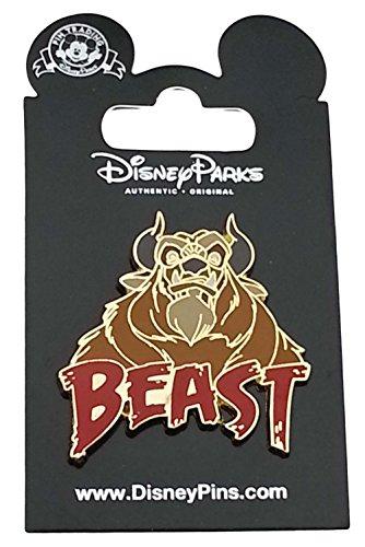 Disney Pin - Beauty and the Beast - Beast