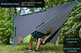 Rain Fly EVOLUTION 12 x 10 ft Camping Hammock RAIN