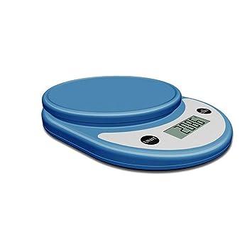 Escala electrónica ligera y squisita escala electrónica Báscula Electrónica de bajo consumo Báscula Electrónica Bella Báscula de frutas Cuidado fácil de ...