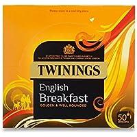 Twinings Desayuno Inglés 187 50 Sobres (De Cuerda