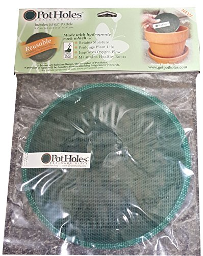 PotHoles Reusable Drainage Discs Extra Large 8.5
