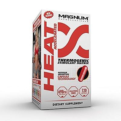 Magnum Nutraceuticals - Heat Accelerated, 120 capsules