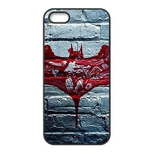 Batman iPhone 5 5s Cell Phone Case Black WS0240897