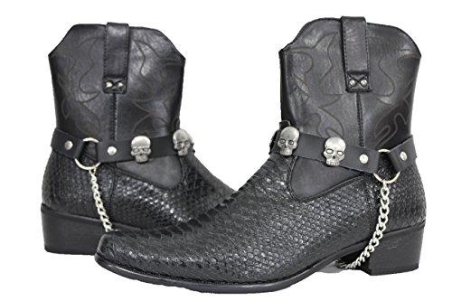 Rocker Boots - 1