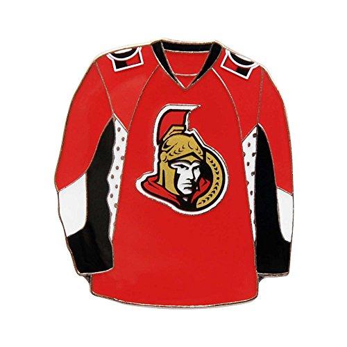 NHL Ottawa Senators Dark Jersey Pins – DiZiSports Store
