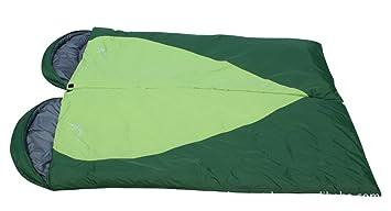 BBO Sacos de dormir puede ser empalmado / saco de dormir pareja / saco de dormir