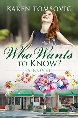 (Who Wants to Know?: A Novel (City Lights New York Book 3))