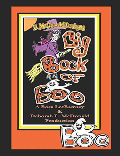 D. McDonald Designs Big Book of Boo by Independently published
