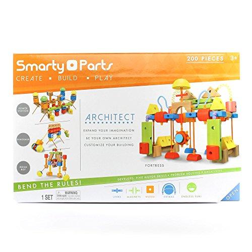 BLIP Smarty Parts Architect Set