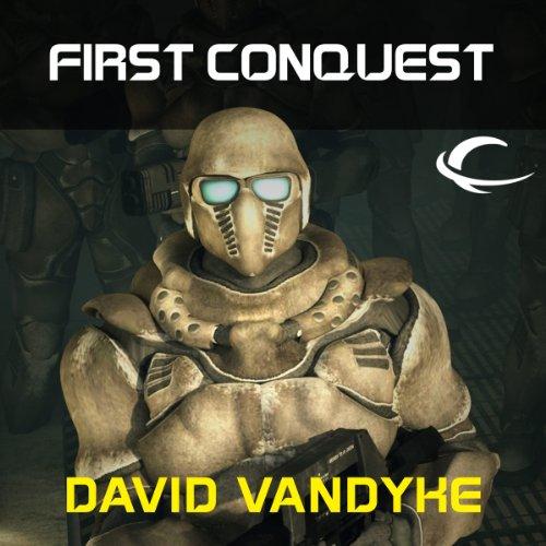 First Conquest (Series Stellar Audio)