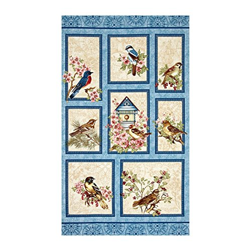 Tan Quilting Sewing Craft Fabric -