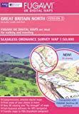 Fugawi UK Great Britain North (Set-Regions 1 & 2)