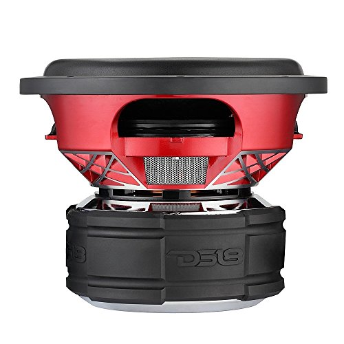 DS18 HELLION-12.2D Helion 12-Inch SPL Competition 3,500 Watts Max Dual Voice Coil 2 Ohms Subwoofer, Set of 1