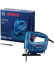 Serra Tico-Tico Bosch GST 650 450W 220V, com 1 Lâmina