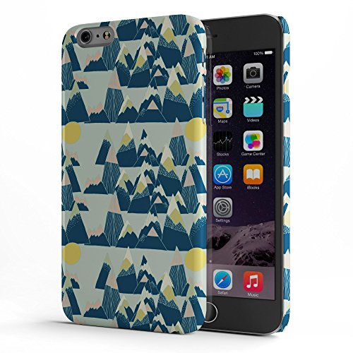 Koveru Back Cover Case for Apple iPhone 6 Plus - Mountain Pattern