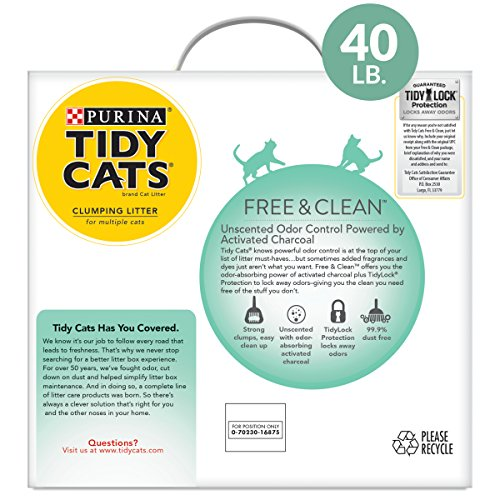 Buy dustless cat litter