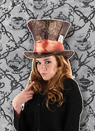Alice in Wonder land Mad hatter HAT -