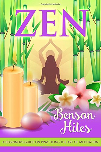 Zen beginners guide practicing meditation product image