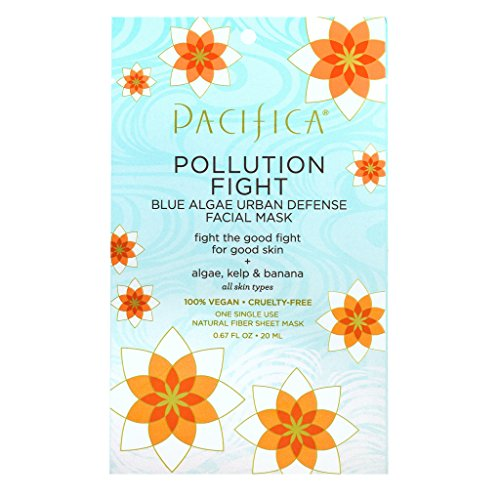 Pacifica Beauty Pollution Fighter Blue Algae Urban Defense F