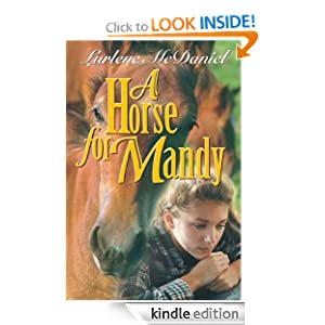 A Horse for Mandy Lurlene McDaniel
