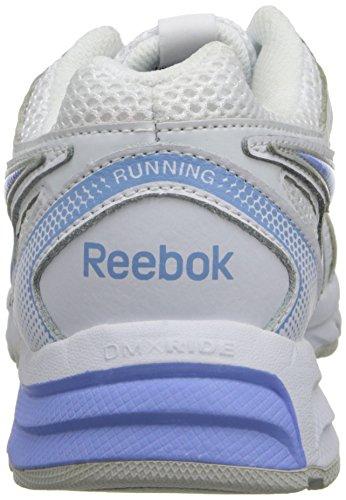 Reebok Dames Zuidrange Run L Hardloopschoen Wit / Galaxy / Staal
