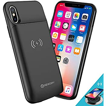 Amazon.com: Smiphee Battery Case for iPhone X/XS, 4000mAh