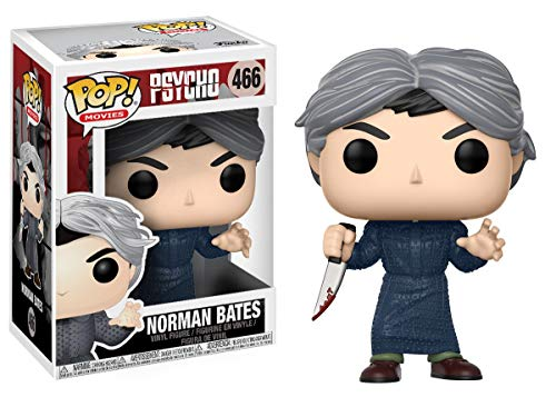 How I Met Your Mother Halloween Ideas (Funko Pop Movies: Psycho - Norman Bates Collectible)