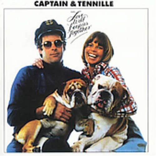 Captain & Tennille - Love Will Keep Us Together