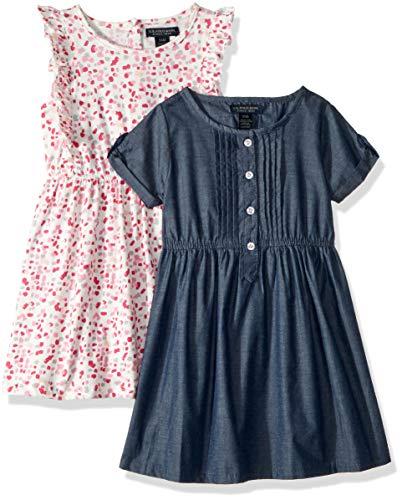 U.S. Polo Assn. Girls Multi Pack Dress