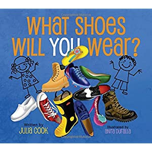 What Shoes Will You Wear? Paperback – December 16, 2014