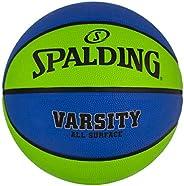 Spalding Varsity Multi Color Outdoor Basketball 29.5&