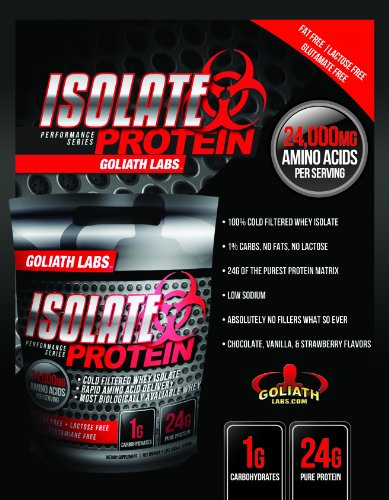 100 Whey Protein 10Lb Bag - 7