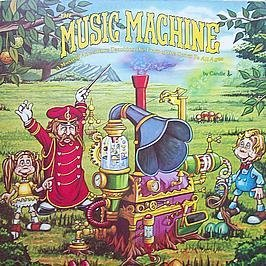 Price comparison product image The Music Machine Part II: A Musical Adventure Teaching the Attributes of Love