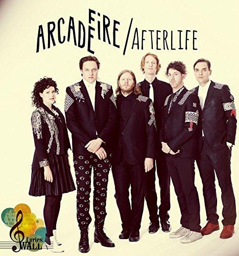 Arcade Fire (24x26 inch, 60x64 cm) Silk Poster Seda Cartel ...