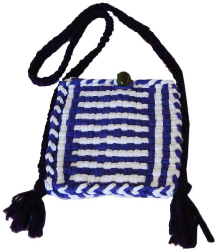 Harrisville Designs Potholder Purse Purple product image