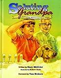 Saluting Grandpa, Gary Metivier, 1455617482
