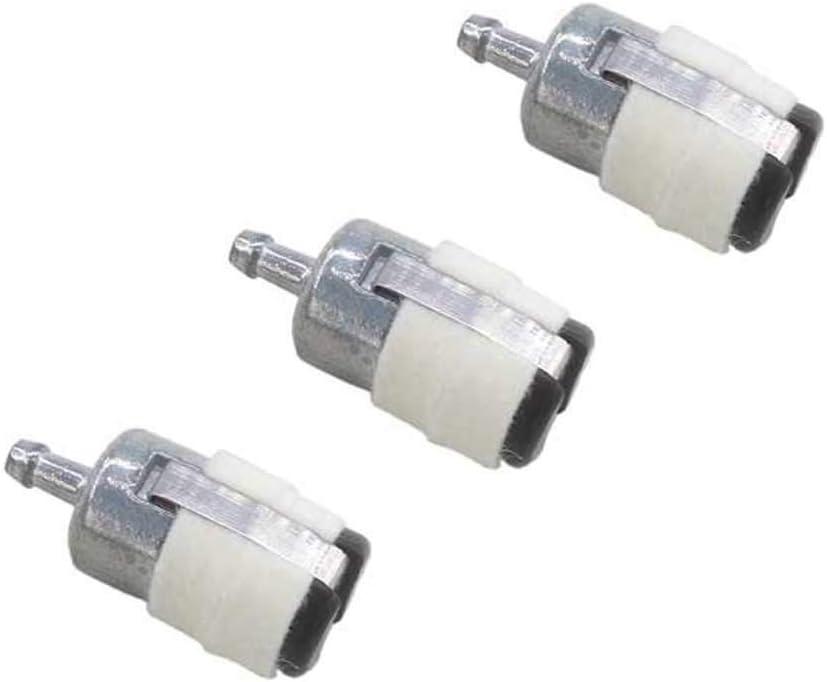 Aisen 3x Benzinfilter Kraftstofffilter Für Dolmar Ps 460 4600 4605 500 510 5105 390 410 411 115 Baumarkt