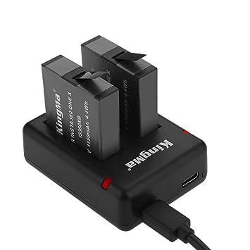 RONSHIN Batería de reemplazo de cámara 360 x One y el ...
