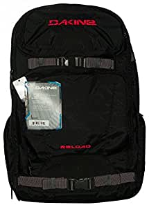 Dakine Reload Camera Pack, 30-Liter, Black