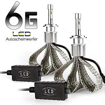 Odear Double Côté Feux Spotlight haute puissance SUPER BRIGHT 9000 mA 6000 lm Re