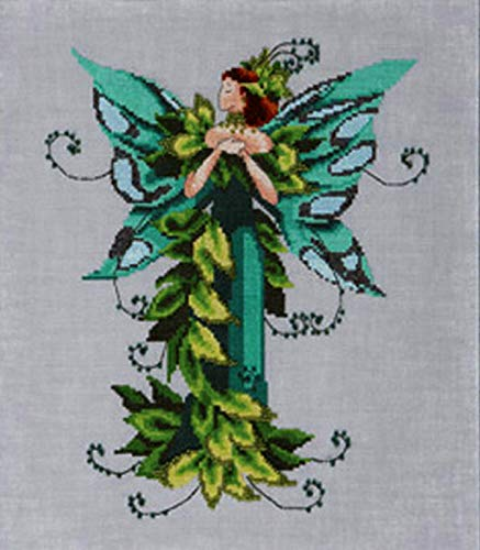 Mirabilia Nora Corbett Cross Stitch Chart Pattern ~ Faerie Summer Love