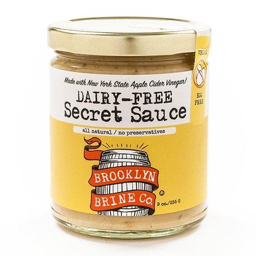 Dairy Free Secret Sauce by Brooklyn Brine (9 ounce) (Big Mac Sauce)
