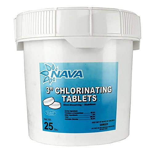 Nava Chlorine Large Tablets