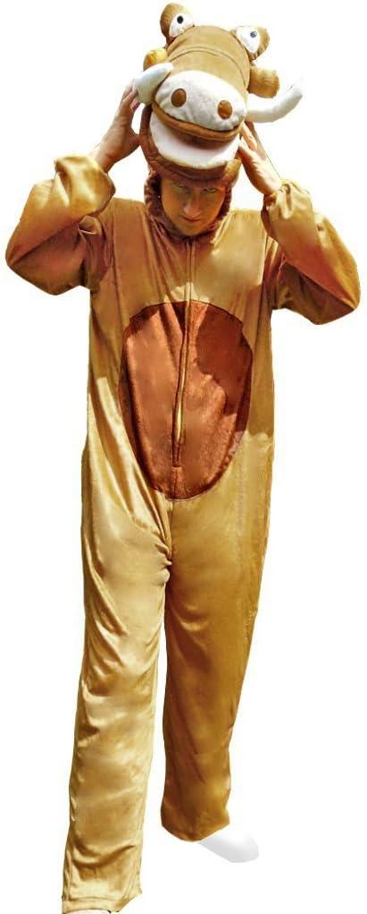SU01 M / L warthog warthog trajes de disfraces para adultos ...