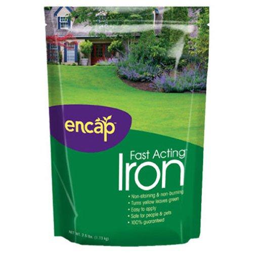 Encap 10614-12 Iron Plus AST Pouch Covers, 2.5 Pounds, 1250-Square Feet -
