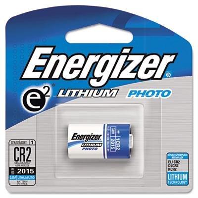 Energizer EL1CR2BP Lithium Photo Battery, 3 Volt