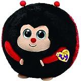 Ty Beanie Ballz Dots The Ladybug (Large)