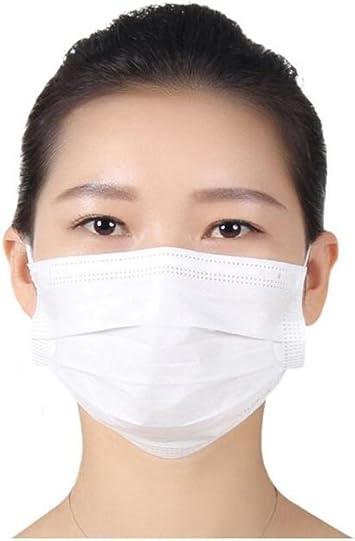 masque chirurgicaux blanc